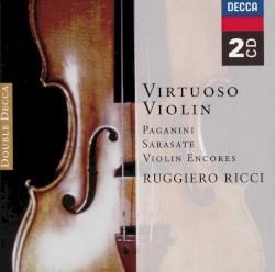 Ruggiero Ricci - Paganini: Moto perpetuo, Op.11